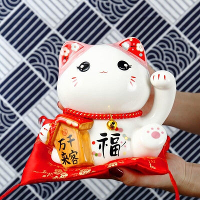 Maneki Neko Tirelire - Bonne Fortune