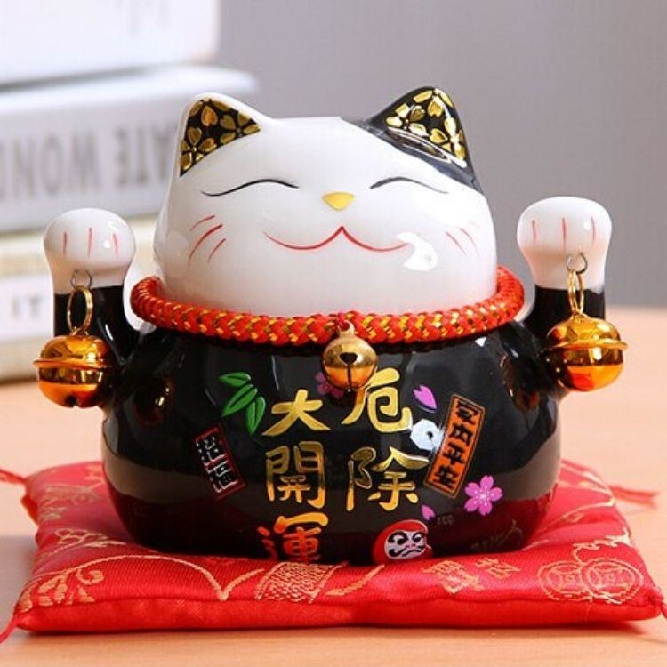 Maneki Neko Tirelire - Protection