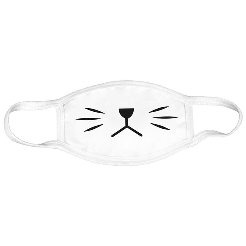Masque Anti-Pollution Japonais - Neko - Unique