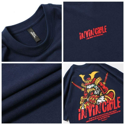 T-shirt Japonais Invincible