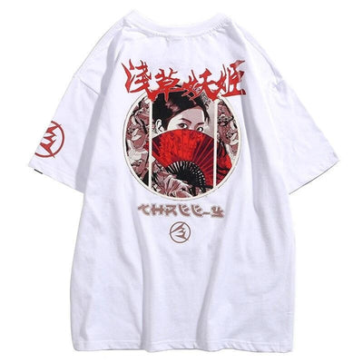 T-shirt Japonais Killer Eyes