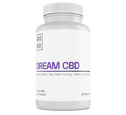 Dream CBD with Melatonin