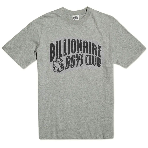 BILLIONAIRE BOYS CLUB - BB CLASSIC ARCH TEE - H.GREY