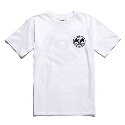 FUCT - Death Before Dishonor Tee - White