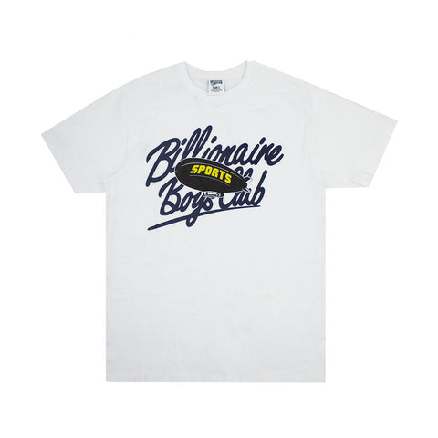 BILLIONAIRE BOYS CLUB - BB SPORTS TEE - WHITE