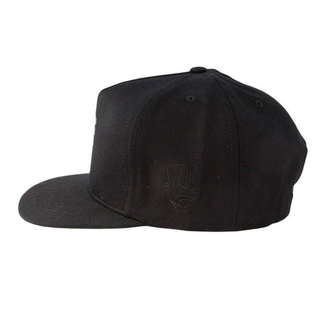 Born X Raised - Sovereign Snapback - Black