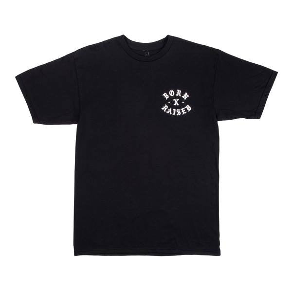 Born X Raised - Flaca Tee - Black