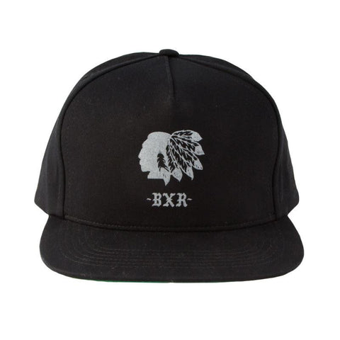 Born X Raised - Sovereign Snapback - Black - THIS IS ALLEY