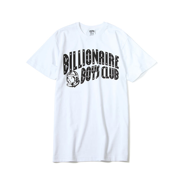 BILLIONAIRE BOYS CLUB - BB ARCH SS TEE - WHITE