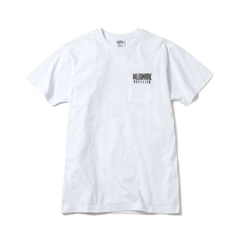 dfb3f282d BILLIONAIRE BOYS CLUB - BB WELCOME T-SHIRT - WHITE – THIS IS ALLEY