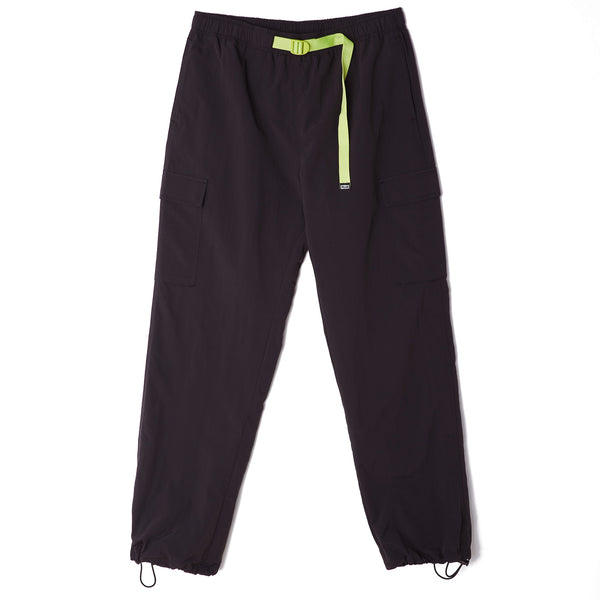 OBEY - EASY TREKKING PANT - BLACK