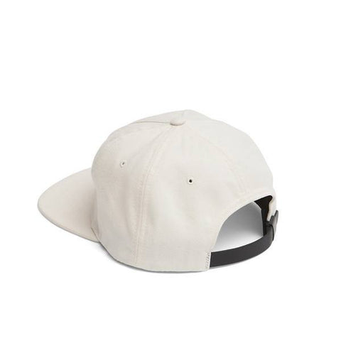 Raised By Wolves - Varsity Polo Cap - Off White