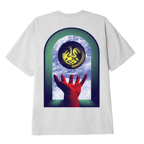 OBEY - WINDOW WATCHER TEE - WHITE
