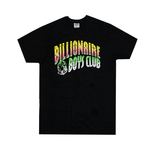 BILLIONAIRE BOYS CLUB - BB SPEED ARCH TEE - BLACK
