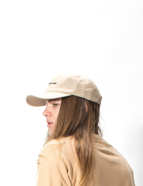 That Shit Cray - Till Kingdom Come Polo Cap - Beige
