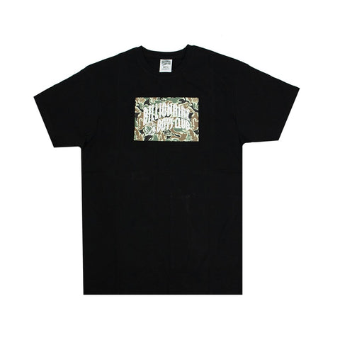 BILLIONAIRE BOYS CLUB - BB CAMO ARCH TEE - BLACK