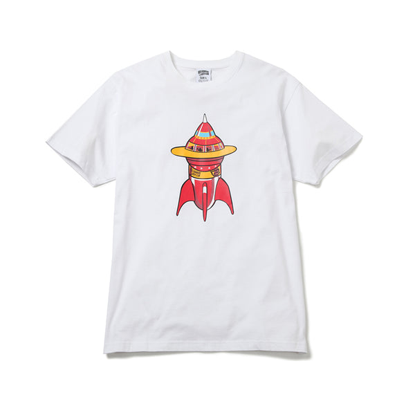 BILLIONAIRE BOYS CLUB - BB MARS TEE - WHITE
