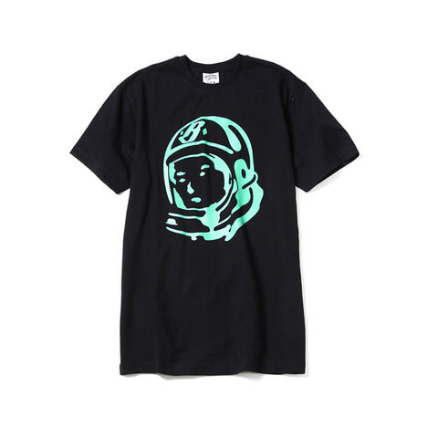 BILLIONAIRE BOYS CLUB - HELMET SS TEE - BLACK