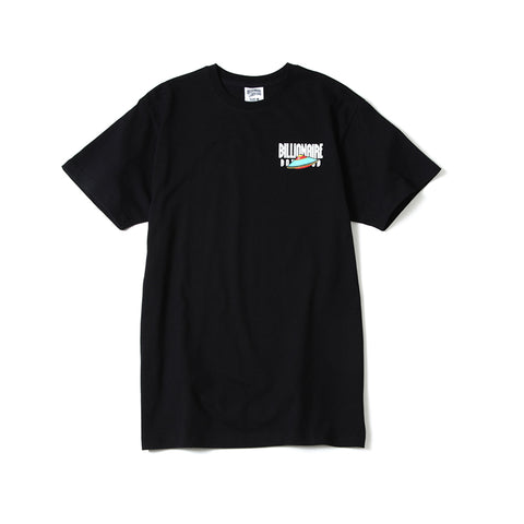 BILLIONAIRE BOYS CLUB - BB ENCOUNTER SS TEE - BLACK