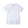 BILLIONAIRE BOYS CLUB - BB SPACE AND FLOWERS TEE - WHITE
