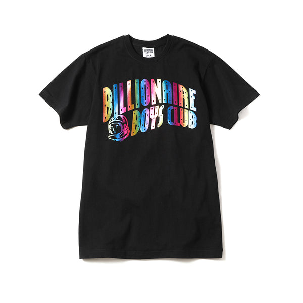 BILLIONAIRE BOYS CLUB - FOIL ARCH T-SHIRT - BLACK