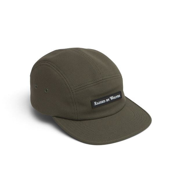 Raised By Wolves - Algonquin Camp Cap - Moss