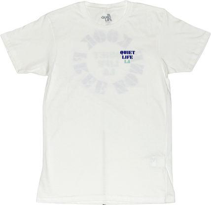 The Quiet Life - Zone Tee - White