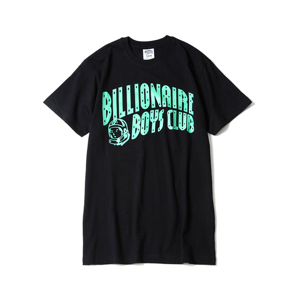 BILLIONAIRE BOYS CLUB - BB ARCH SS TEE - BLACK