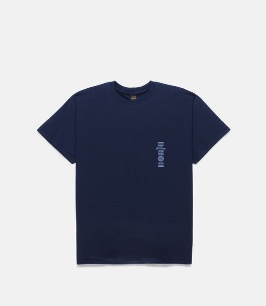 10 Deep - Triple Stack Tee - Navy