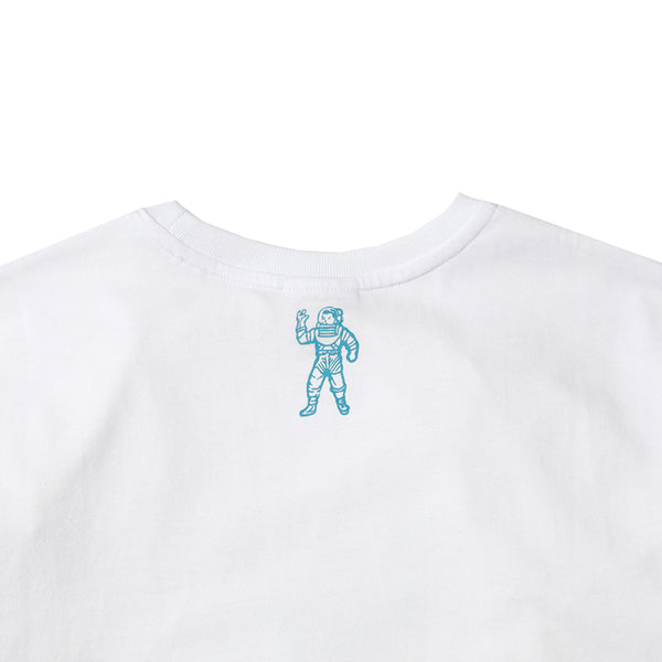 BILLIONAIRE BOYS CLUB - BB ASTRO SEAL T-SHIRT - WHITE