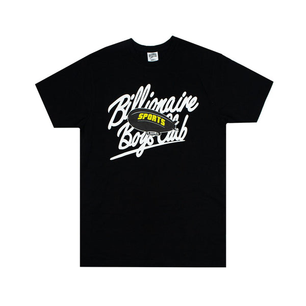 BILLIONAIRE BOYS CLUB - BB SPORTS TEE - BLACK