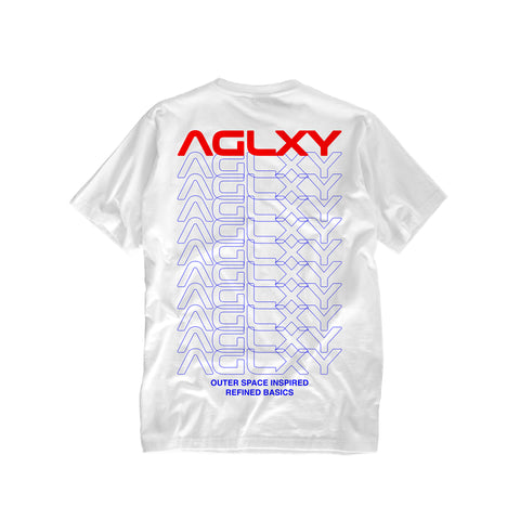AGELESS GALAXY - AAGGLLXXYY 007 - White - TSAG044