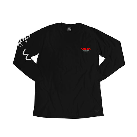 AGELESS GALAXY - AAGGLLXXYY LS 007 - Black - TSAG045