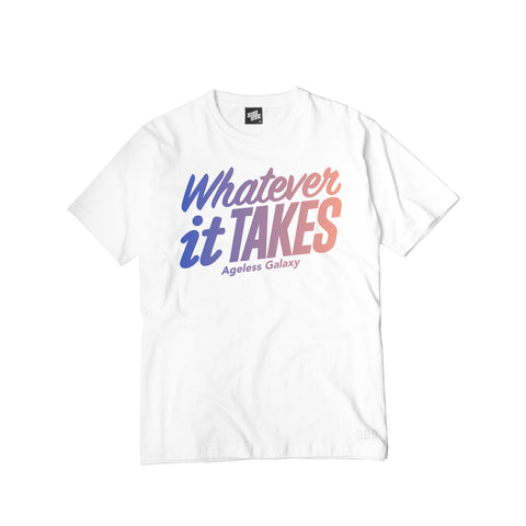 AGELESS GALAXY - WHATEVER IT TAKES 008- WHITE