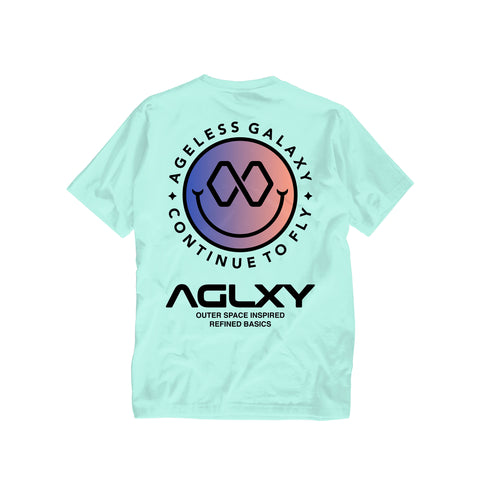 AGELESS GALAXY - GOOD VIBES SINCE 008- MINT