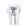 BILLIONAIRE BOYS CLUB - BB BIKE SHOP T-SHIRT - WHITE