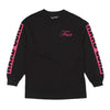 FUCT - Hardcore Long Sleeve Tee - Black