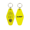 XLARGE - HOTEL KEY TAG - MULTI