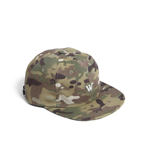 Raised By Wolves Cooper Cap - Quad Camo