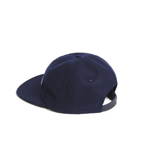 Raised By Wolves Polo Cap - Navy