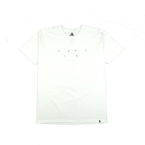 XLARGE - SIGNS TEE - WHITE