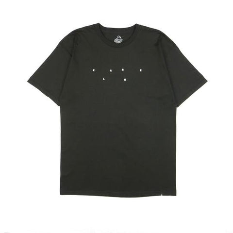 XLARGE - SIGNS TEE - BLACK
