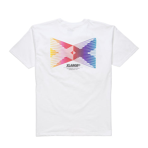 X-LARGE -  Era Tee - White