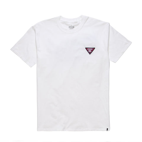 X-LARGE - Patriot Tee - White