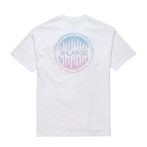 X-LARGE - Collapse Tee - White