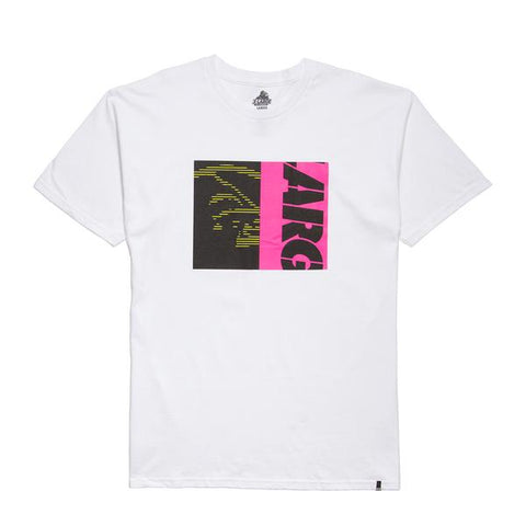 XLARGE - CELL SS TEE - WHITE - THIS IS ALLEY