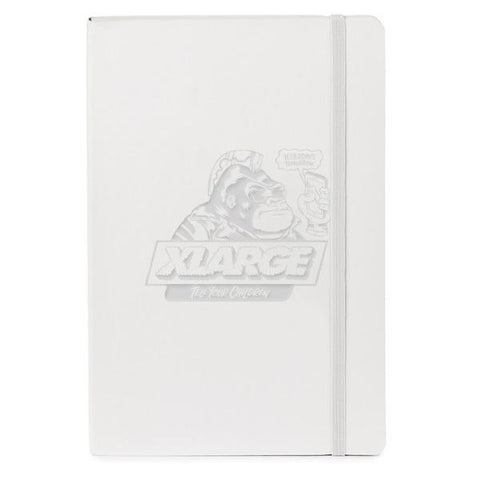 XLARGE - TELL YOUR CHILDREN X XLARGE TOMORROW OG NOTEBOOK - WHITE