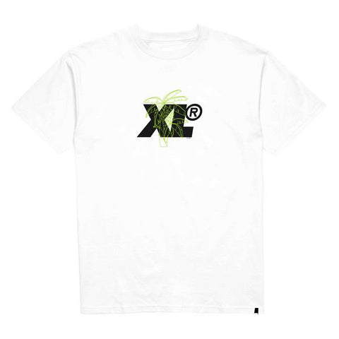 XLARGE - TREE TOP SS TEE - WHITE