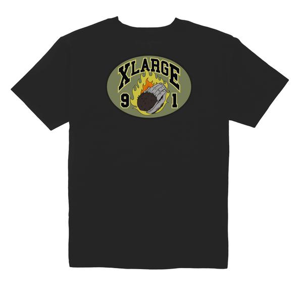 XLARGE - G HANDS TEE - BLACK