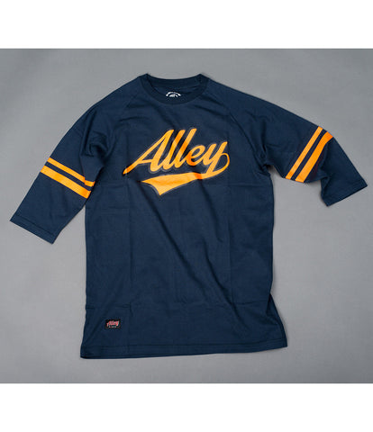 ALLEY - OG 53 Raglan - Navy